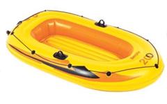 Oppblåsbar båt