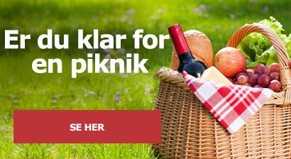 Er du klar for en piknik